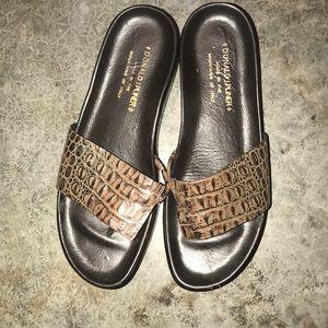 Donald J Pliner Sandals Sz 8